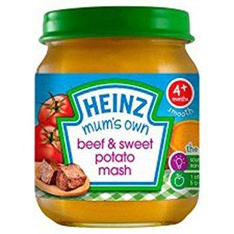 Heinz Beef & Sweet Potato ()