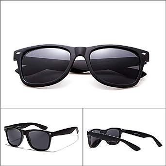 slyqcyj Gafas de sol para hombres y mujeres gafas de sol ...