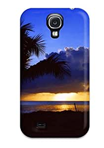 New Style Perfect Tpu Case For Galaxy S4/ Anti-scratch Protector Case (amazing Sunset) 9327301K63861674