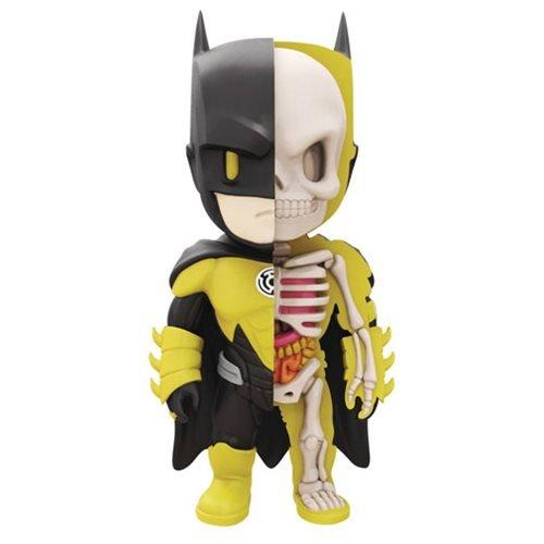 Batman Yellow Lantern XXRAY 4-Inch Vinyl (4 Vinyl Mask)