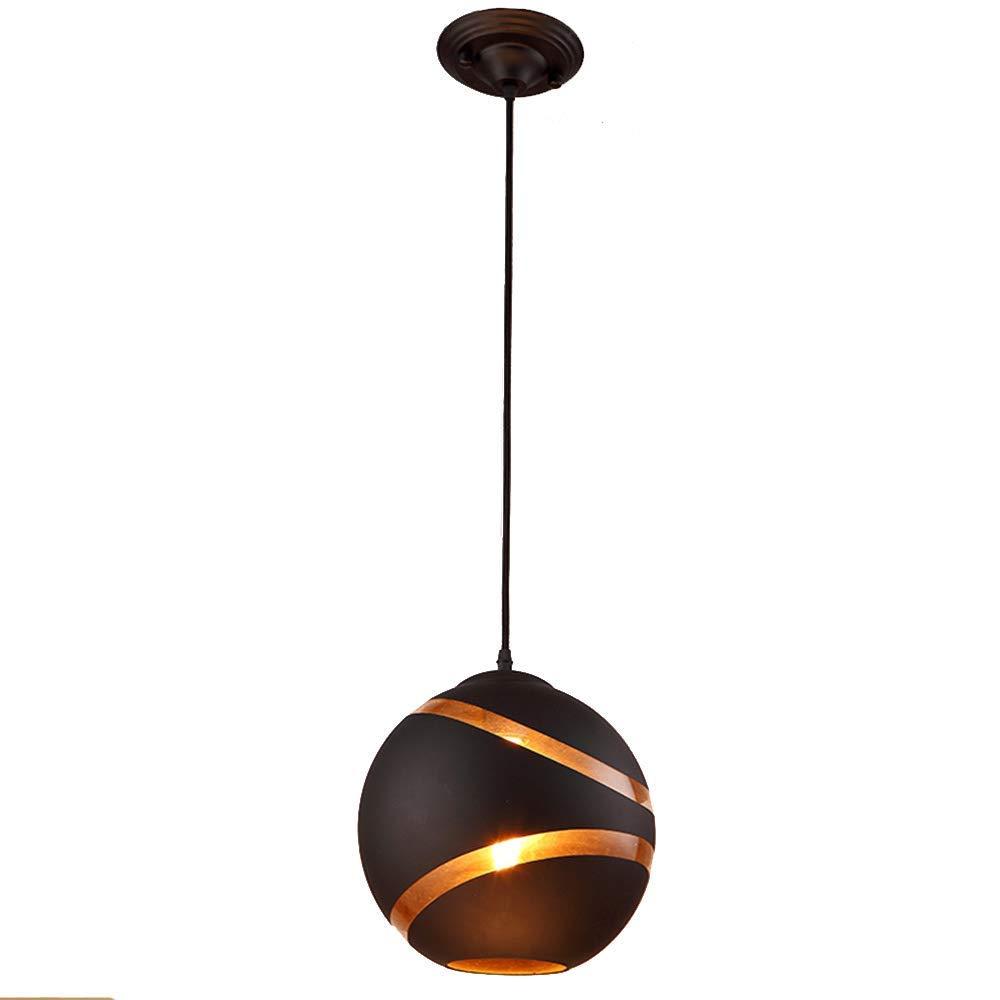 ● Glaskugel Kronleuchter Moderne Schmiedeeisen Pendelleuchte Matt Schwarz Weiß Transparent Lampenschirm Kreative Metall Verstellbare Deckenleuchte Schlafzimmer Schlafzimmer Wohnzimmer Beleuchtung Deko