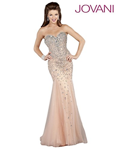 - Jovani 6837 Black/Gold