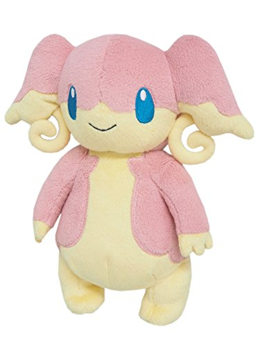 Sanei Pokemon All Star Collection - PP46 - Audino Stuffed Plush, 7