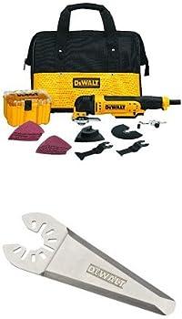 Dewalt 3 Amp Oscillating Multi-Tool Kit