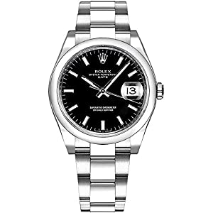 Best Epic Trends 415-GlWRVzL._SS300_ Rolex Perpetual 34mm Domed Bezel 115200