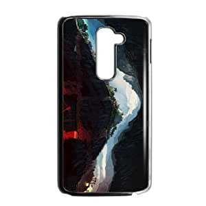 the cave LG G2 Cell Phone Case Black 53Go-229476
