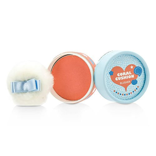 [TheFaceShop] Lovely Me:ex Pastel Cushion Blusher (02 Coral (Soft Pastel Coral)