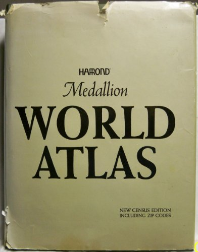 Hammond Medallion World Atlas