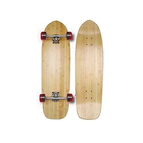 Image of Bamboo Skateboard Pool Deck Cruiser Decks