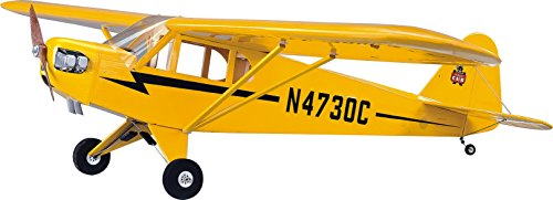 1:6 Scale SFM RC Piper Cub EP/GP (Arf Plane)