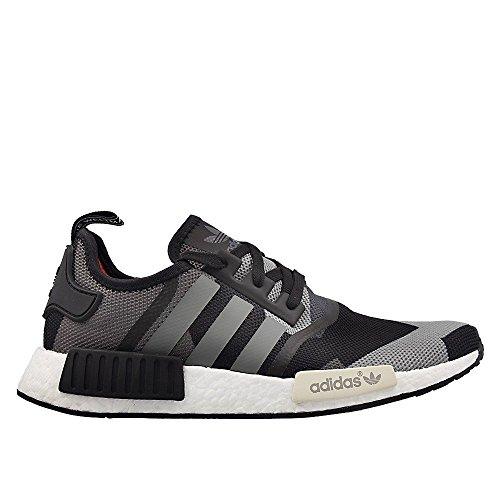 adidas NMD_R1 Shoes - Black S79163