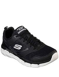 Skechers Men's Skech-Flex 3.0 - Whiteshore, Walking, Black/White, US M