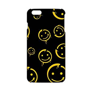 Evil-Store Yellow smiling face 3D Phone Case for iPhone 6 plus