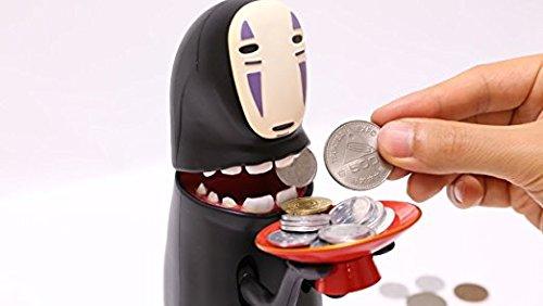Spirited Away Kaonashi No-Face Piggy Bank by Studio Ghibli (Image #3)