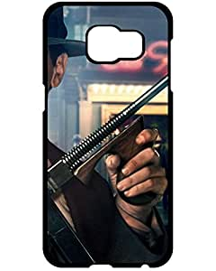 Best 5905234ZG417492373S6 Lovers Gifts Samsung Galaxy S6/S6 Edge Gangster Squad Print High Quality Tpu Gel Frame Case Cover Alan Wake Game Case's Shop