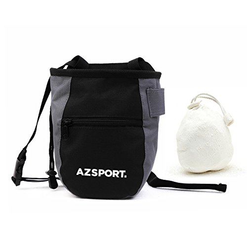 AZSPORT Chalk Bag Bouldering Weightlifting product image