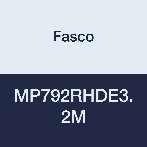 FASCO 2.25 in. x 0.092 in. 15-Degree Ring Hot Dip Plastic Sheet Coil Siding Nail 3,200 per Box