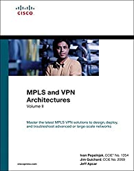 MPLS and VPN Architectures, Volume II (paperback) (Networking Technology)