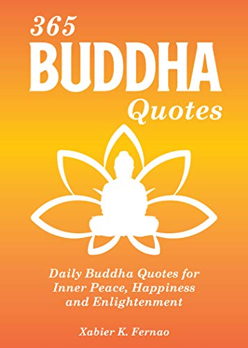 Accessories Statues - 365 Buddha Quotes: Daily Buddha Quotes for Inner Peace, Happiness and Enlightenment