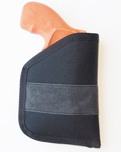 Federal Pocket Holster for Ruger LCR 22, 38, 357 & 9mm Revolver