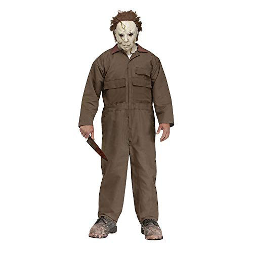 Fun Express - Michael Myers Mask and Costume for Halloween - Apparel Accessories - Costume Accessories - Masks - Halloween - 1 -