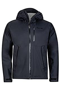 Marmot Magus Men's Lightweight Waterproof Rain Jacket, Jet Black (B075LGQDBV) | Amazon price tracker / tracking, Amazon price history charts, Amazon price watches, Amazon price drop alerts
