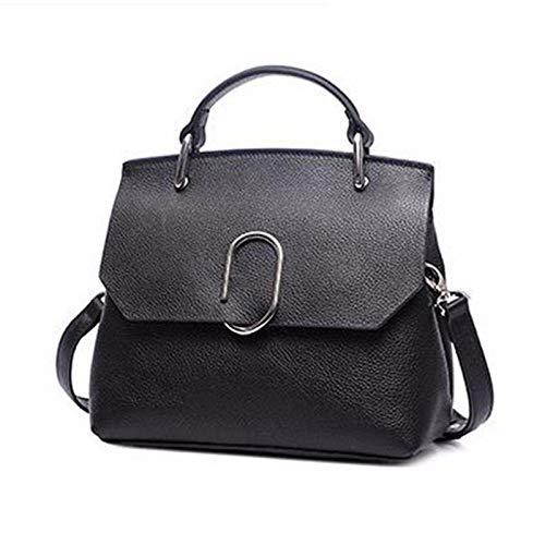 Atmosfera Black Coreana Moda Spalla Borsa Della Versione Messenger Semplice Borsette Bag Selvaggia Borse Singola FqOT1x0w
