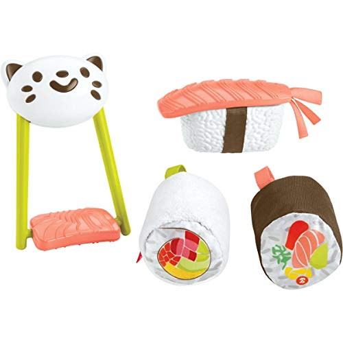 Meu Primeiro Sushi, Fisher Price, Mattel