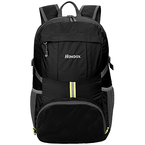 Homdox 35L Ultra Lightweight Hiking Daypack, Fo...