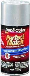 Dupli-Color BTY1617 Classic Silver Mica Toyota Exact-Match Automotive Paint - 8 oz. Aerosol