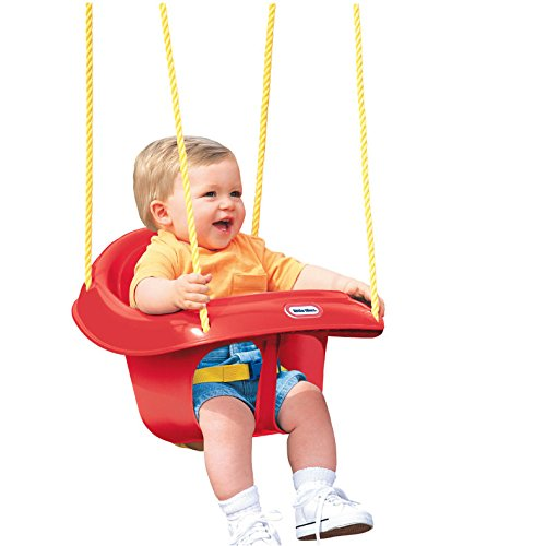 back toddler swing