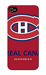 Exultantor Rsgupx-4094-abcrbfj Case For Iphone 5/5s With Nice Montreal Canadiens Nhl Hockey 4 Appearance