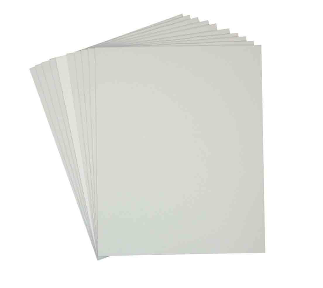 Golden State Art, Pack of 10 Black Pre-Cut 16x20 Picture Mat for 11x14 Photo with White Core Bevel Cut Mattes Sets. Includes 10 High Premier Acid Free Mats & 10 Backing Board & 10 Clear Bags