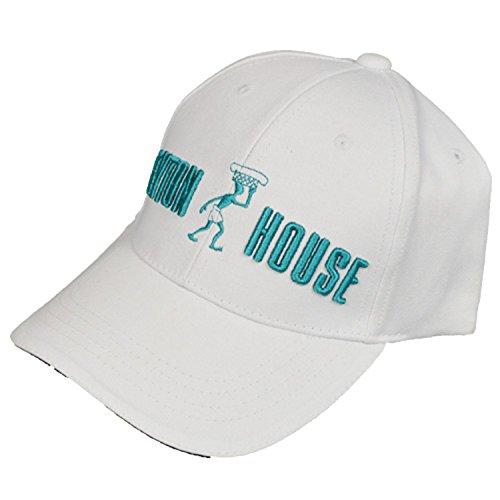 LEYTON HOUSE(レイトンハウス) レイトンハウス復刻版 スポーツ綿キャップ LE-305 ホワイト フリー 60cm対応