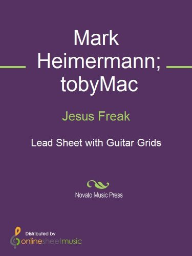 Jesus Freak - Kindle edition by DC Talk, Mark Heimermann, tobyMac ...