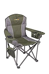 Oztrail Titan (200Kg Rating) Foldable Portable Picnic / Camping Chair