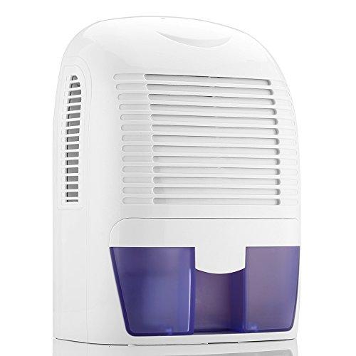 hysure Portable Mini Dehumidifier Air Purifier 2200 Cubic...