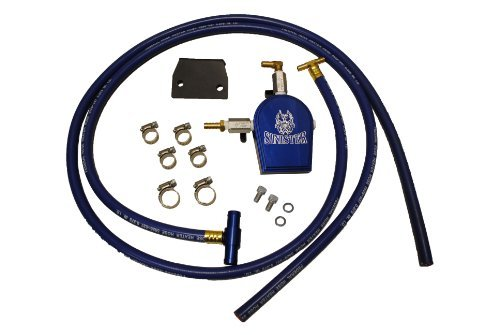 Sinister SMC-COOLFIL-6.4 6.4l Ford Powerstroke Coolant Filtration Kit