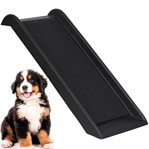 MuYu Store Pet Ramp for Large Dogs – Cats Car Ramps with Anti-Slip Surface, Great for Bed Sofa Doggie Door, Not SUV