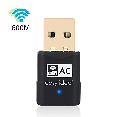Easy Idea S Usb Wifi Adapter Ac600 Wireless Mini Usb