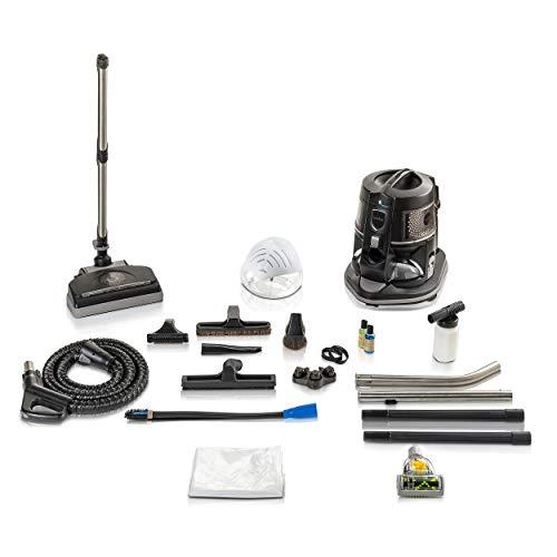 GV E2 Black E2 Series Rainbow Vacuum with Tool Kit (Certified Refurbished)