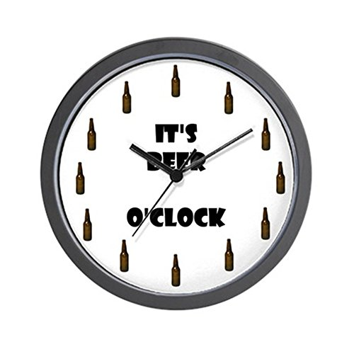 (CafePress - Beer O'clock - Unique Decorative 10