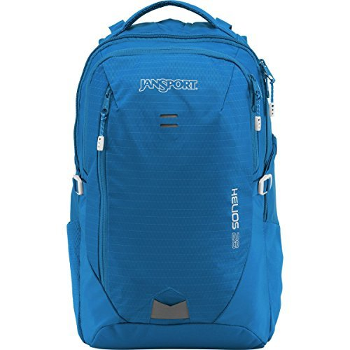 Jansport Hydration Pack - JanSport Helios 28 Laptop Backpack (Stellar Blue)