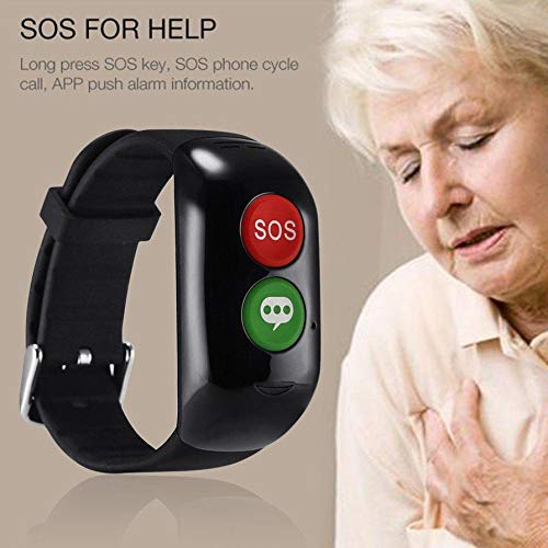 FAIYIWO SMD LEMFO H02 GPS Smart Bracelet Location Tracker for sale  Delivered anywhere in USA