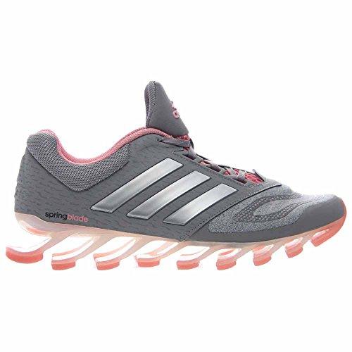 Adidas Springblade Drev 2 Kvinders Løbesko MeGråheather / Silverme / Superpop z6NLw