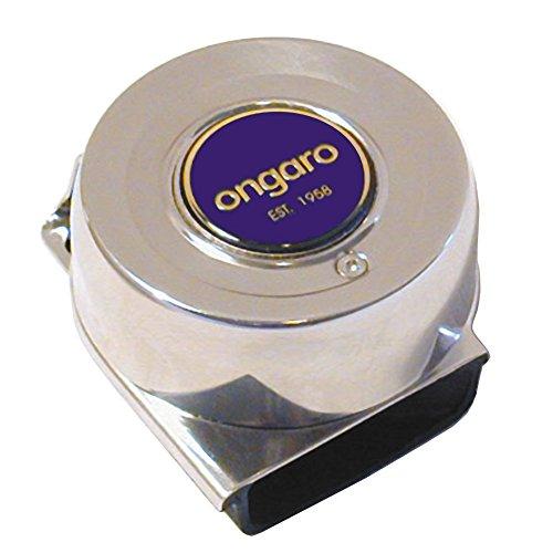 Ongaro Horn Mini - Ongaro Mini Compact Single Horn - 12V