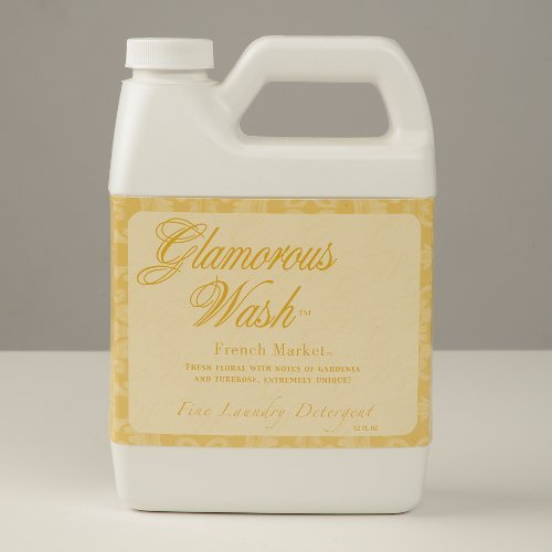 (French Market Glamorous Wash 32 oz Fine Laundry Detergent by Tyler Candles )