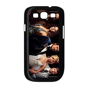 Preview American Hustle Movie 2 funda Samsung Galaxy S3 9300 caja funda del teléfono celular del teléfono celular negro cubierta de la caja funda EEECBCAAL06364