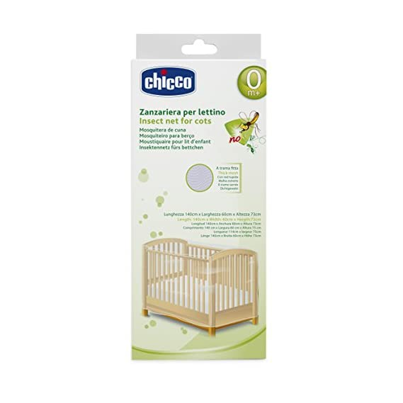 Chicco Mosquito Net for Cot (White)