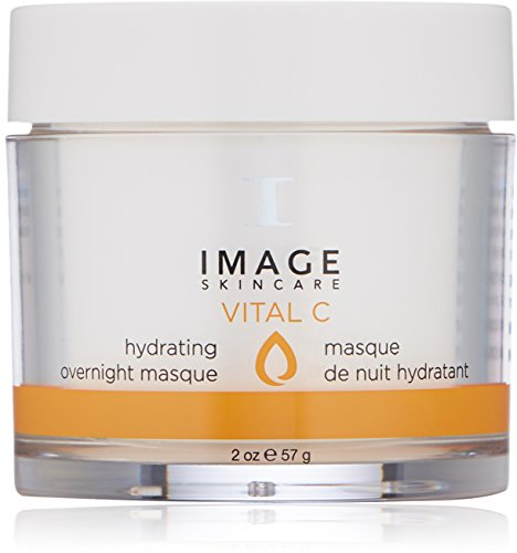 Vital Cream Mask - Image Vital C Hydrating Overnight Masque By Image for Unisex, 2 Oz
